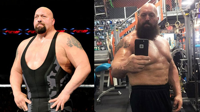 Paul Wight Aka Wwes The Big Shows Incredible Weight Loss